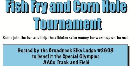 Broadneck Cornhole Tournament benefiting Special Olympics
