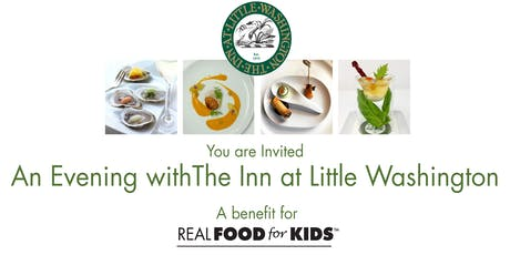 An Evening with the Inn at Little Washington tickets
