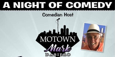 Motown Mark Presents Comedy for a Cause tickets