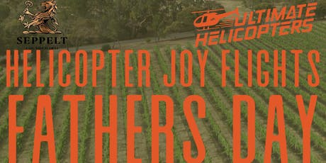 Ultimate Helicopters- Fathers Day Joy Flight tickets