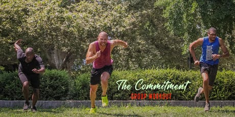 The Commitment Workout: Sunday Service tickets
