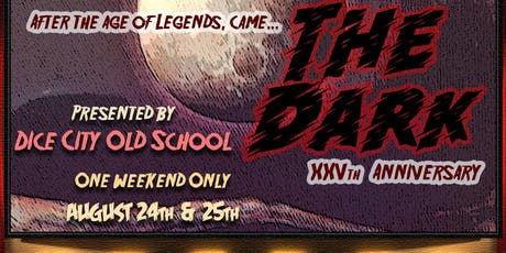 Dice City Old School Presents: The Dark - 25th Anniversary Weekend tickets