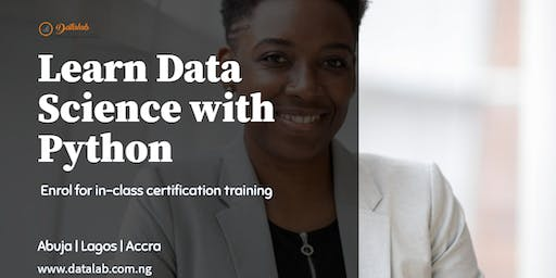 Data Science Training with Python (4 days Project-Based BootCamp)