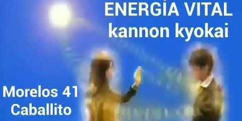 Energía  Vital - Reunión  por  la  Salud y la  Prosperidad en Kannon Kyokai