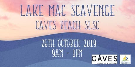 Lake Macquarie Seaside Scavenge tickets