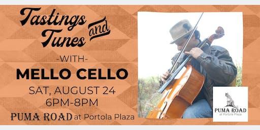 Live Music - Tastings & Tunes w/ Mello Cello