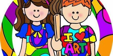 Kids Art & Craft Thursday tickets