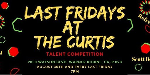 Last Fridays at The Curtis