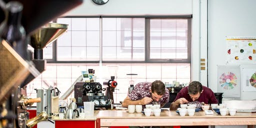 Rumble Coffee Cupping