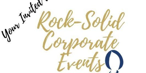 Rock-Solid Corporate Events Grand Opening