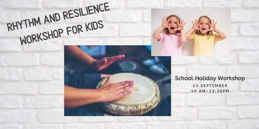 Rhythm and Resilience Workshop for Kids