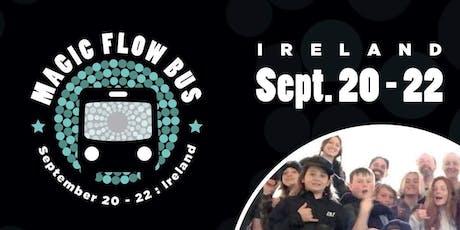 Magic Flow Bus, Northern Ireland (Belfast & Bangor) tickets
