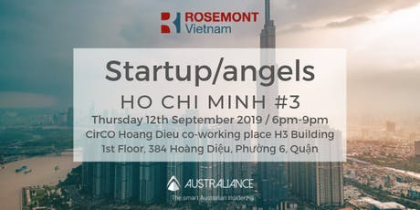Startup&Angels Ho Chi Minh City #3 tickets
