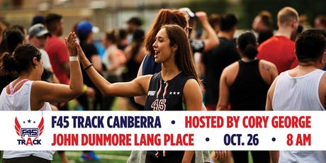 F45 TRACK CANBERRA 2019 tickets