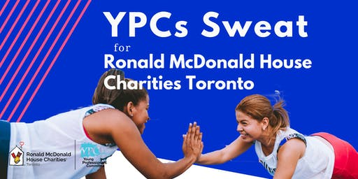 The YPCs SWEAT for Ronald McDonald House Charities Toronto