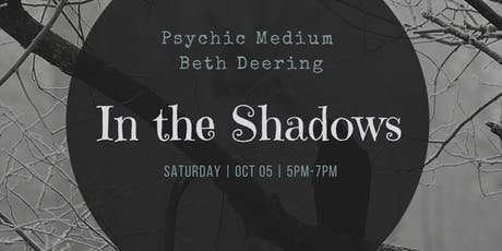Into the Shadows Ghost hunt and Lecture tickets