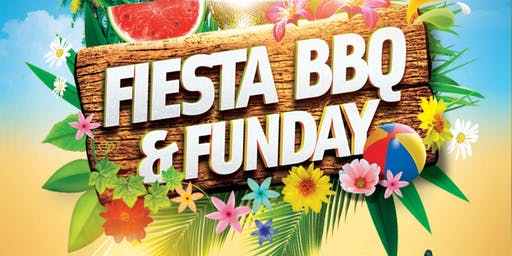 FIESTA BBQ & FUN DAY - BANK HOLIDAY MONDAY 26 AUGUST