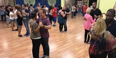 3 Hours Kizomba workshop in TAMPA with Kizomba Chick  tickets