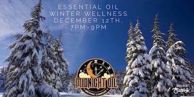 Essential Oil Winter Wellness Workshop