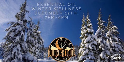 Essential Oil Winter Wellness Workshop