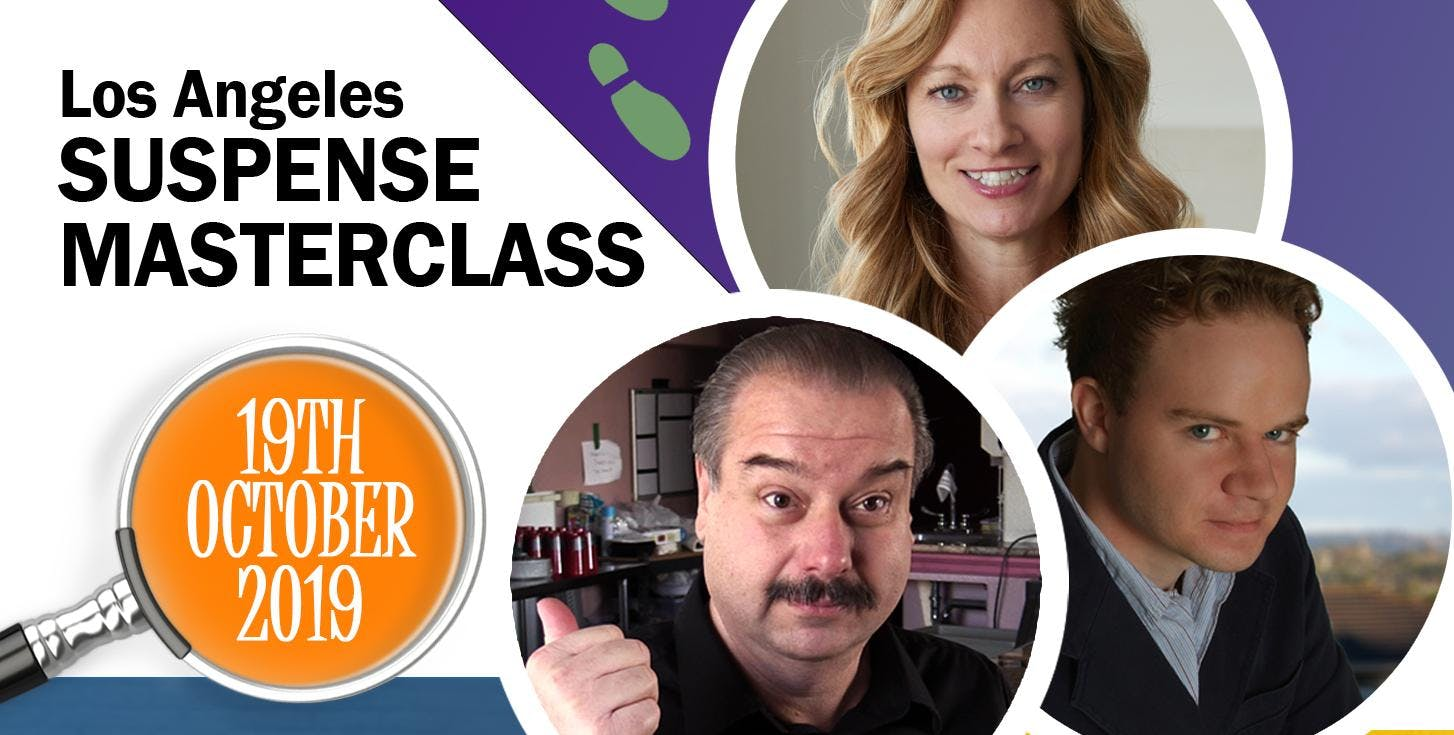 Los Angeles Suspense Masterclass - October 19, 2019