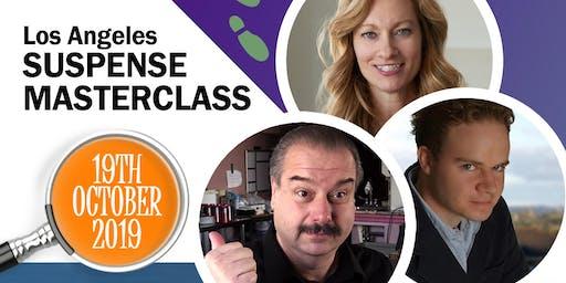 Los Angeles Suspense Masterclass - October 19, 2019