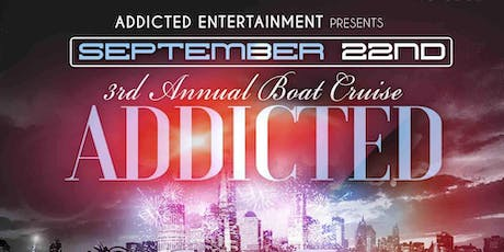 ADDICTED Boatcruise  tickets