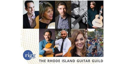 The Rhode Island Guitar Guild Inaugural Fundraiser