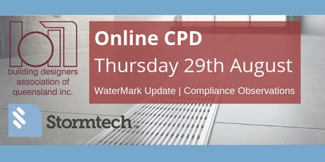 Online CPD with Stormtech biglietti
