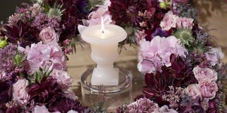 Floral Design: Sympathy Workshop tickets