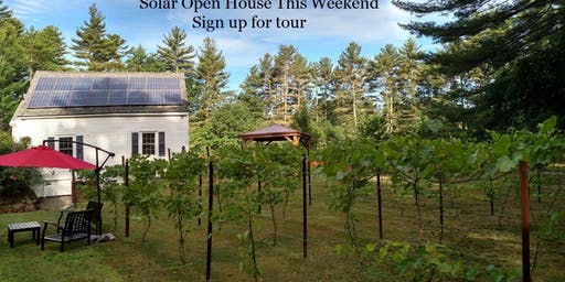 Solar Open House at the Winery with Christine Semler