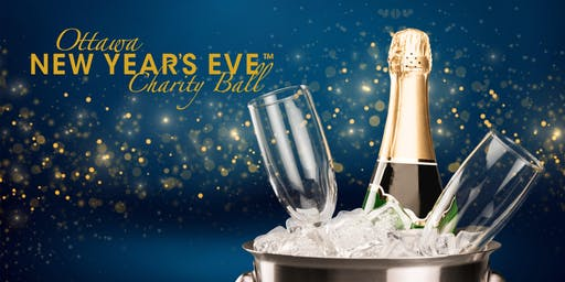Ottawa New Year's Eve Charity Ball™ 2019-2020