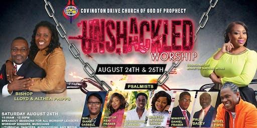 Unshackled Worship 2019
