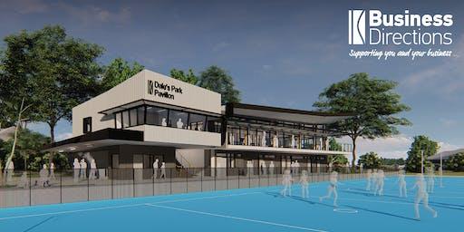 Meet the Builder - Dales Park Pavilion
