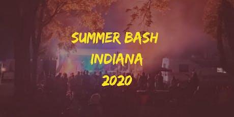 Summer Bash Indiana 2020 tickets