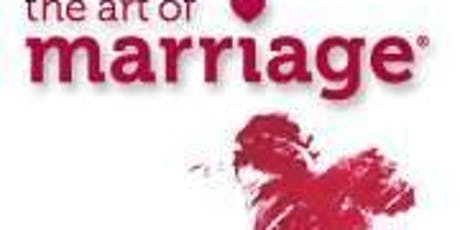 The Art Of Marriage tickets