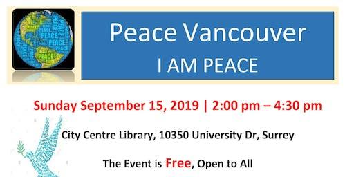 Peace Vancouver - City Center Library Surrey