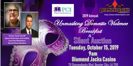 3rd Annual Unmasking Domestic Violence Breakfast  tickets