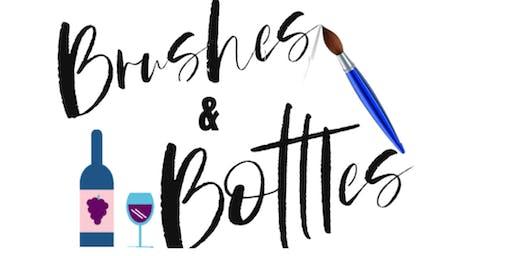 Brushes & Bottles