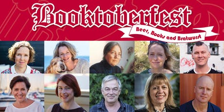 Great Big Booktoberfest Read and Hungerford Book Launch tickets