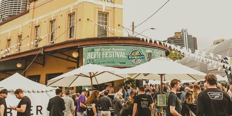 The 15th Annual Australian Beer Festival! tickets