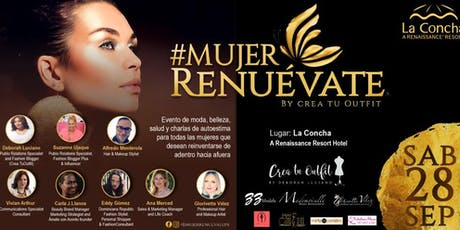 Mujer Renuevate tickets