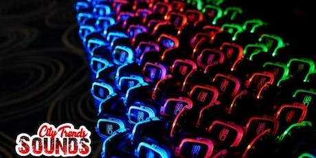 silent headphone disco GLOW party tickets