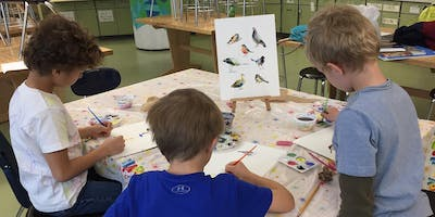 Exploring Watercolor Painting - 4:30 September 4-Week Course Wed/Fri