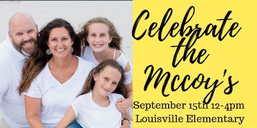 Celebrate the Mccoy's