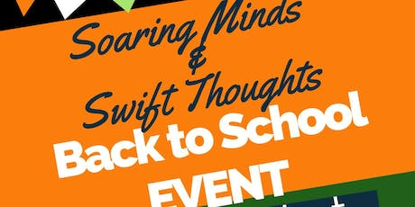 Soaring Minds and Swift Thoughts Community Event  tickets