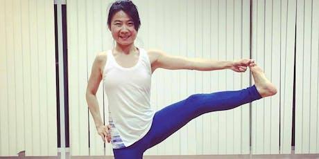Hatha Yoga with Julie tickets