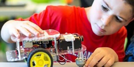 Robo Kids Robotics Workshop tickets