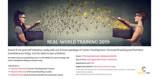 Real World Training  (Exclusively for women)