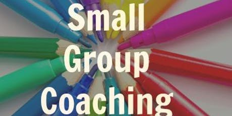 Group Coaching for Past Clients tickets